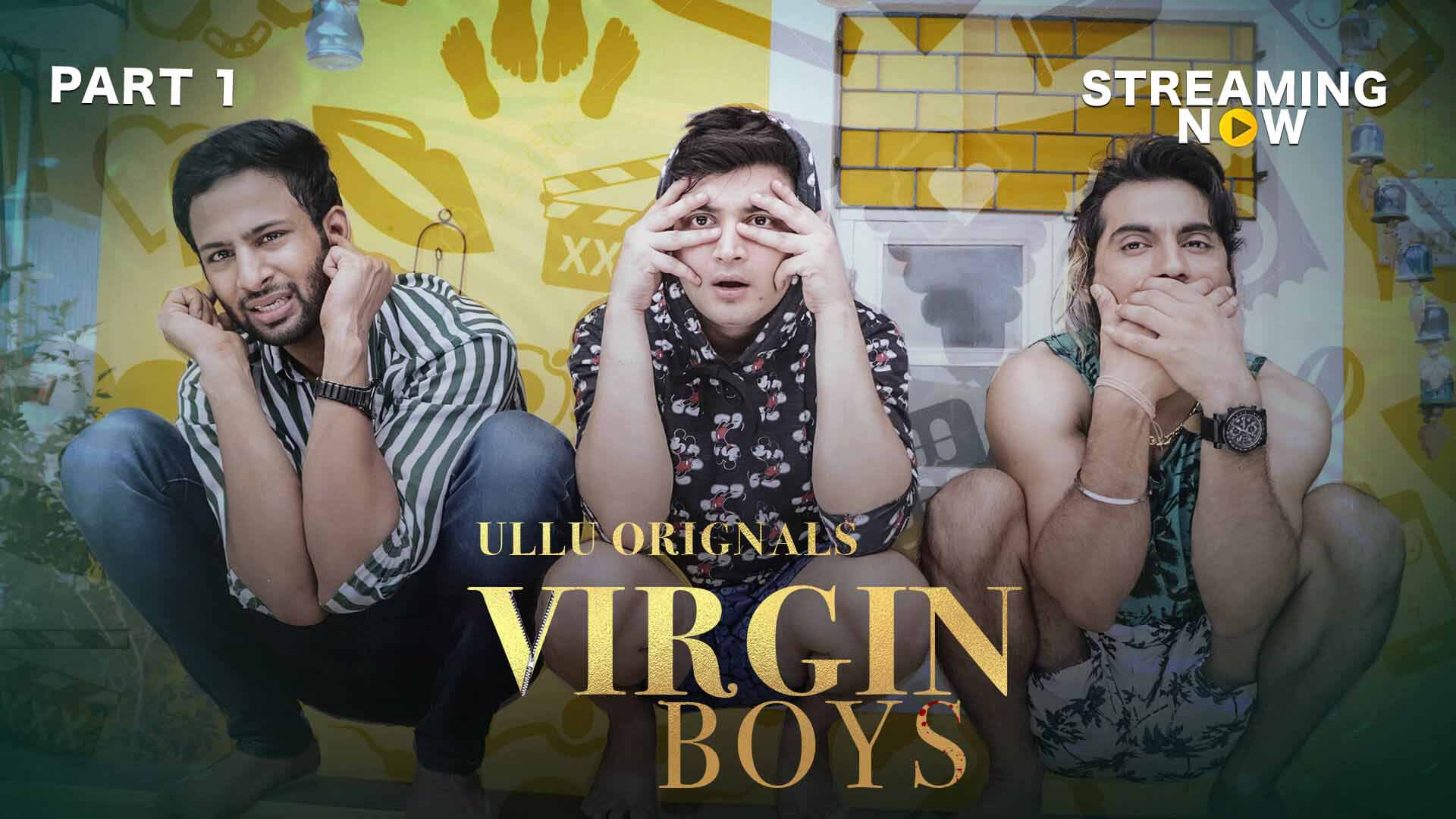Virgin Boys 2020 S01 banner